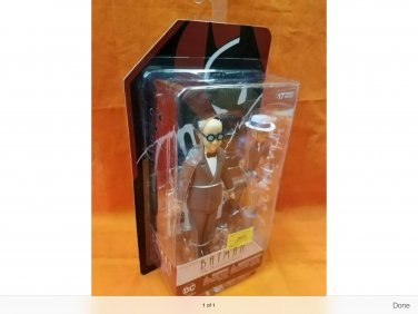 Collectible Batman animated series scarfave ventrilioquest action figure