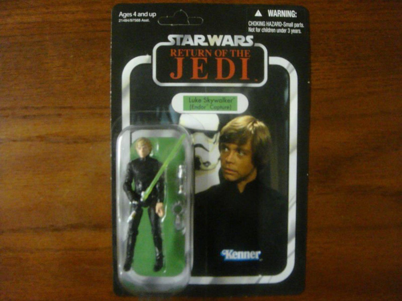 Vintage Luke Skywalker