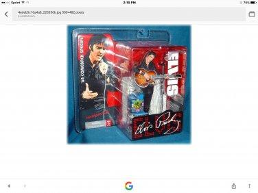 2004 mcfarlane Elvis Presley