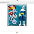 Vintage Captain Cold action figure