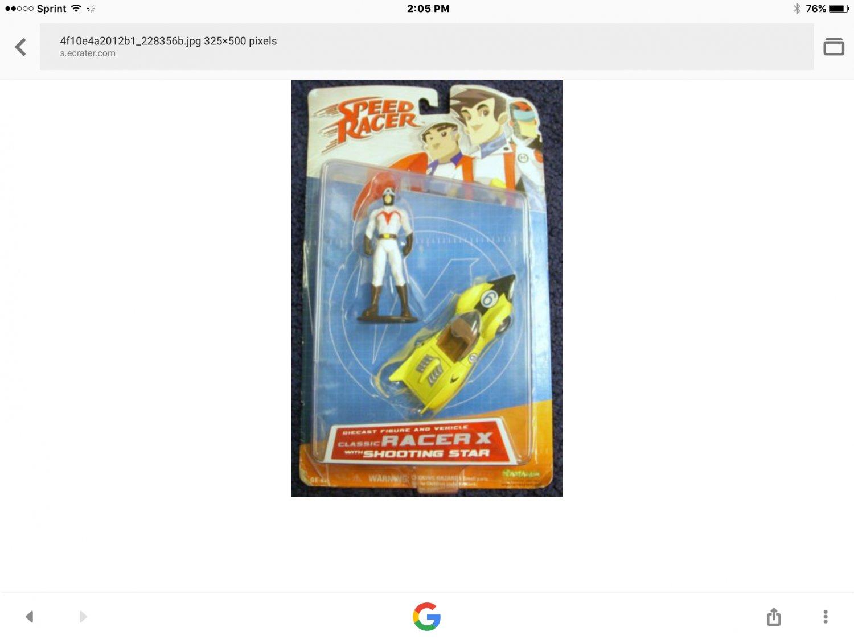 Classic x speed racer