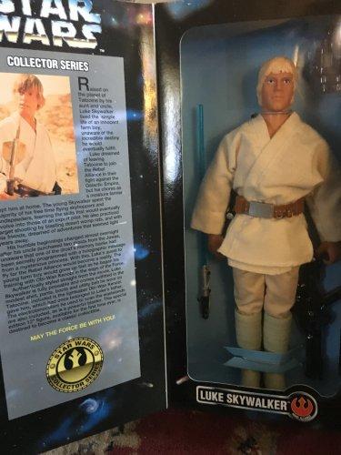 """Luke Skywalker 12"""" figure"""