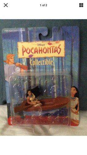 Pocahontas figure collectible