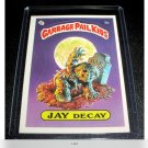 Original 1985 garbage pail jay decay