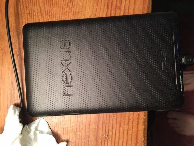 Nexus google tablet