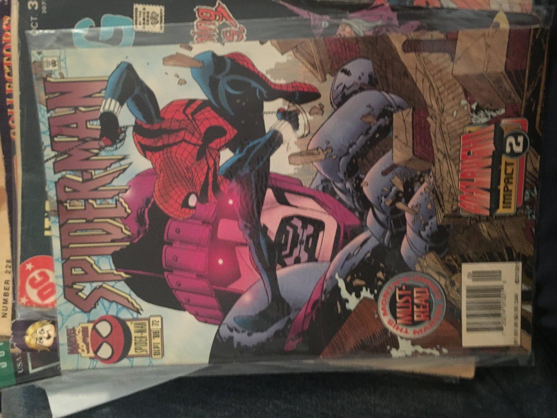 Dc comics spiderman