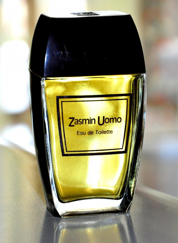 Zasmin Uomo Eau De Toilette Edt 150ML 5 Fl. Oz. No Spray Super Rare Vintage Old 1973