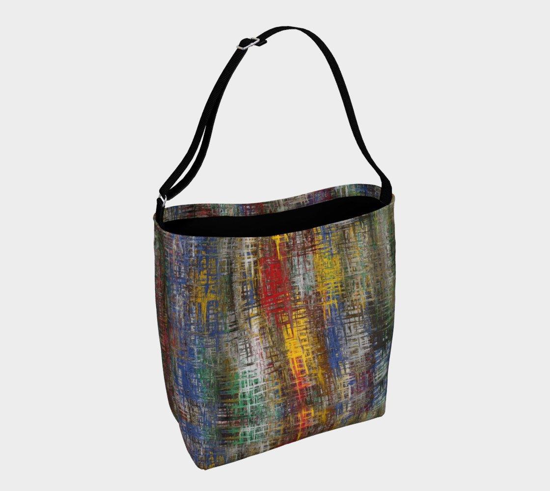 Color Splash Day Tote Bag