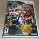 Super Smash Bros. Brawl (Nintendo Wii, 2008) used, completed and tested