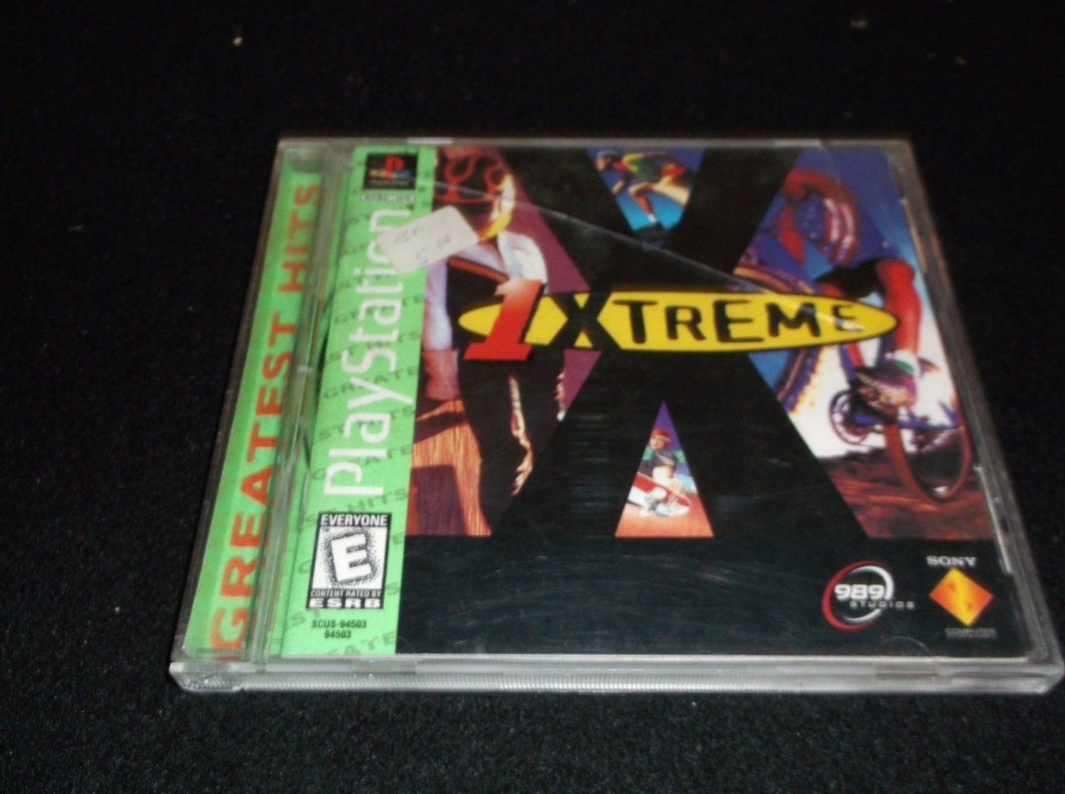1Xtreme SoCompleteny Playstation PS1 Video Game