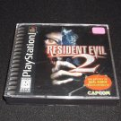Resident Evil 2 rare cib w form ps1  dualshock version Playstation 1998