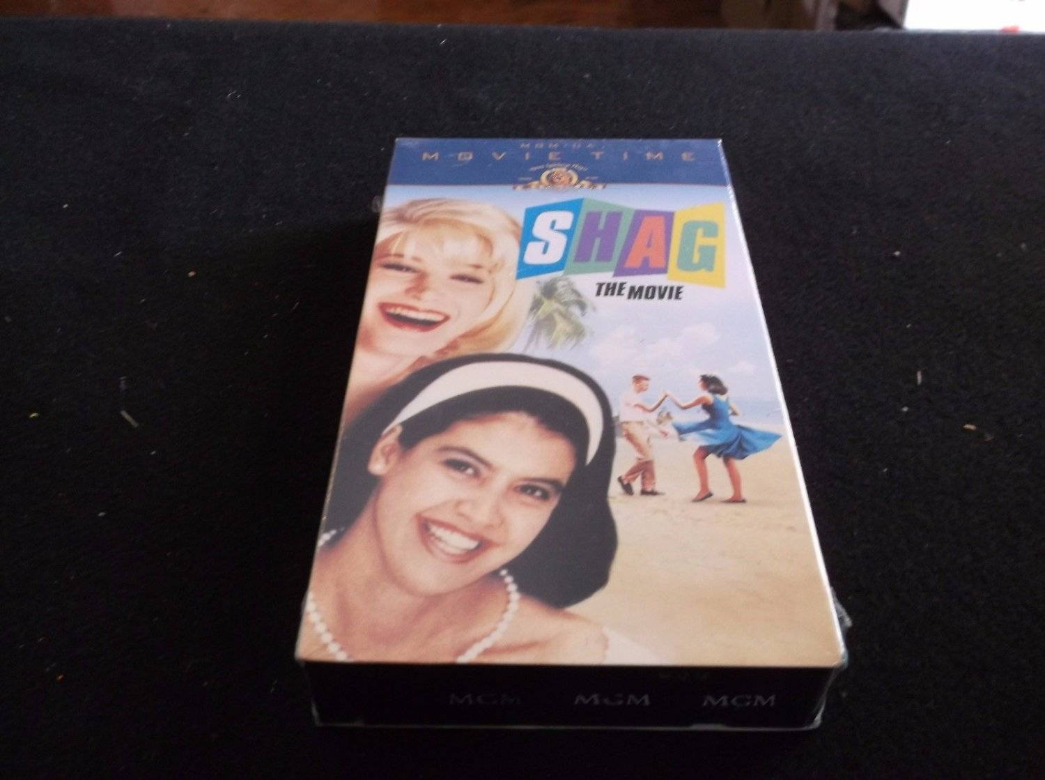 Shag, The Movie (VHS, 1998, Movie Time)NEW SEALED