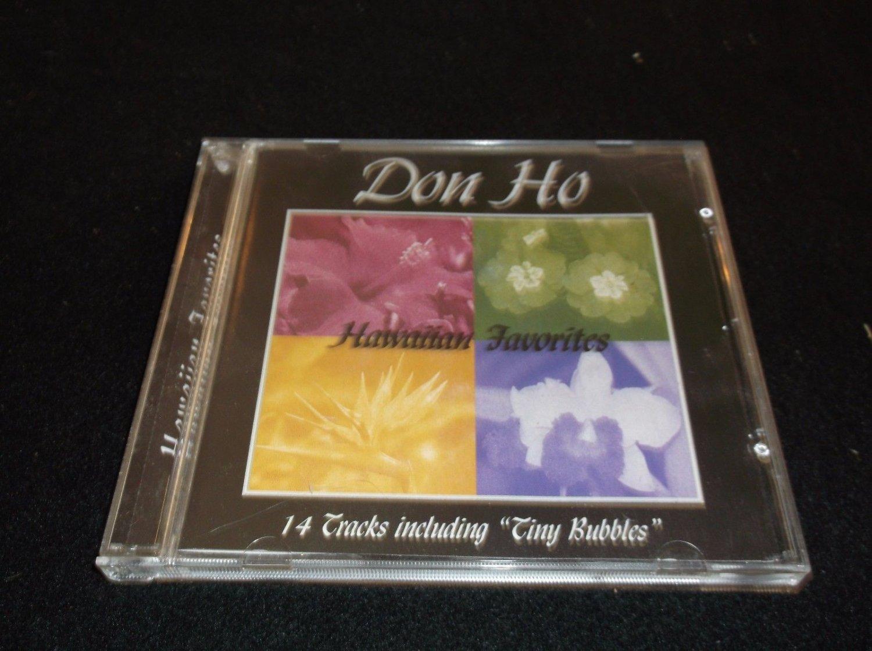 Hawaiian Favorites by Don Ho (Hawaii) (CD, Apr-2005, BCI Music