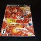 Dragon Ball Z: Budokai (Sony PlayStation 2, 2002)CIB