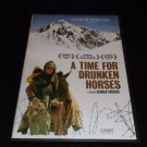 A Time for Drunken Horses (DVD, 2011)