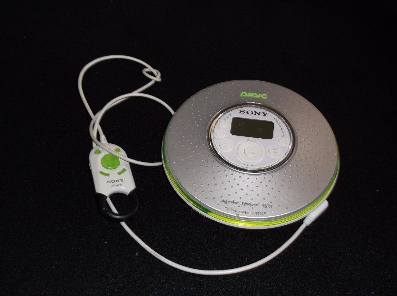 Sony Psyc ZS-D55 CD/Radio/Cassette Boombox