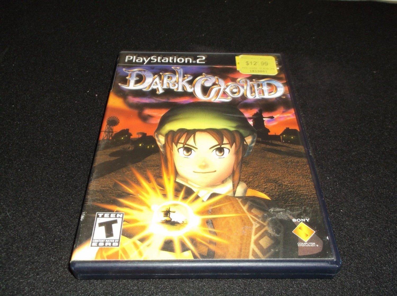 Dark Cloud (Sony PlayStation 2, 2001)