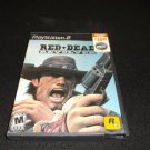 Red Dead Revolver (Sony PlayStation 2, 2004)CIB