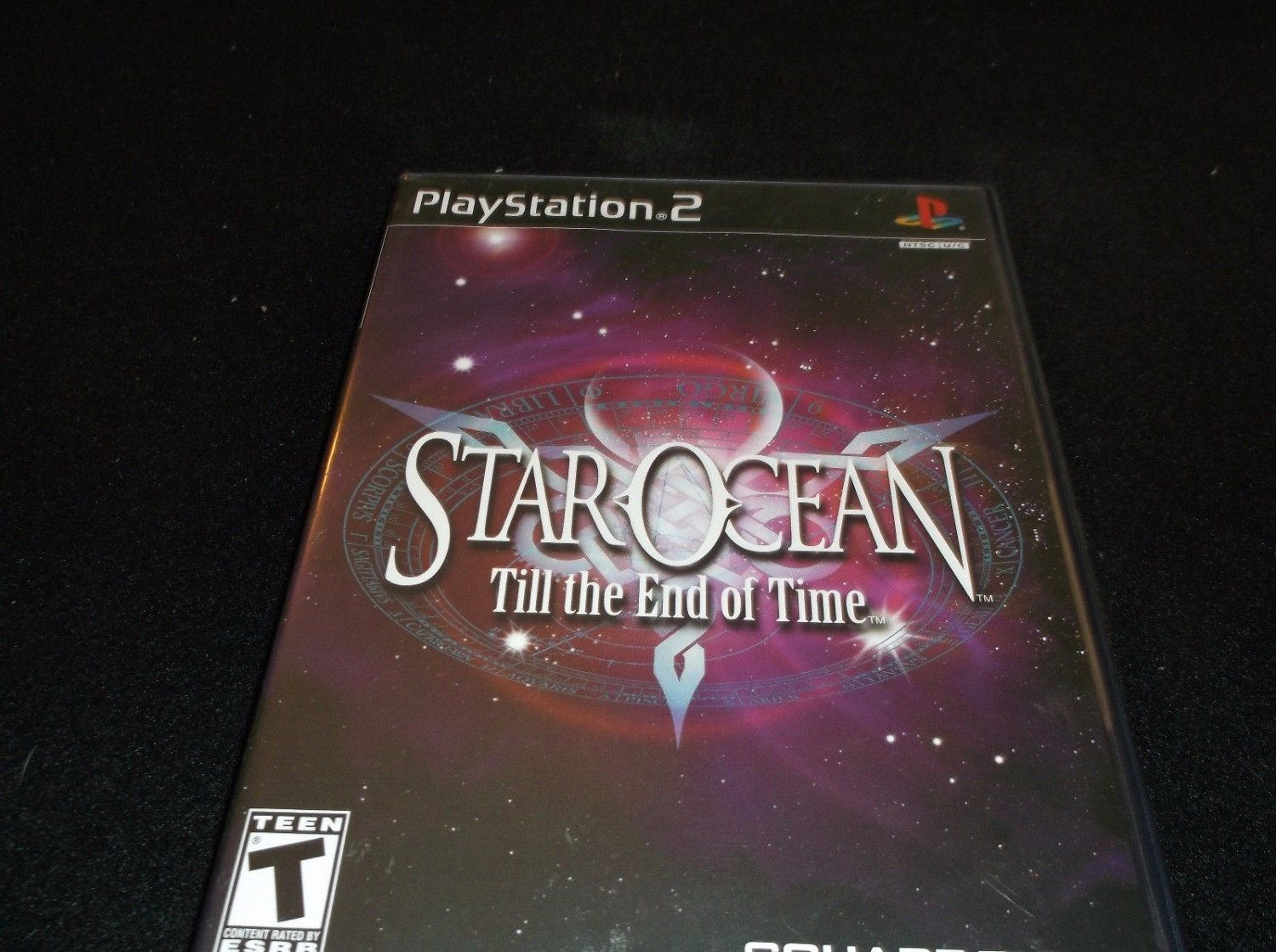 Star Ocean: Till the End of Time (Sony PlayStation 2, 2004)CIB