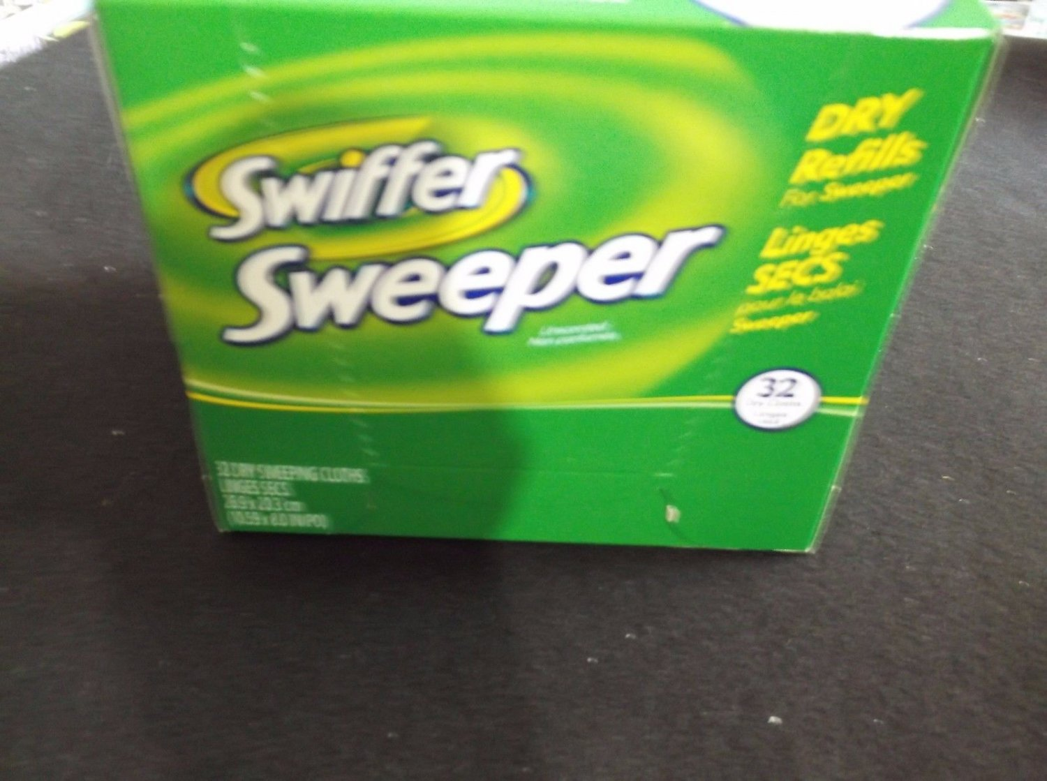 Swiffer sweeper dry refills for sweeper unscented 32 dry sweeping cloths