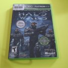 Halo Wars Xbox 360 PlatinumHits Used