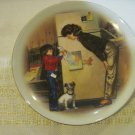 Avon Precious Memories Mother's Day Plate 1985