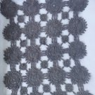 Upcycled Grey Table Mat (doily)