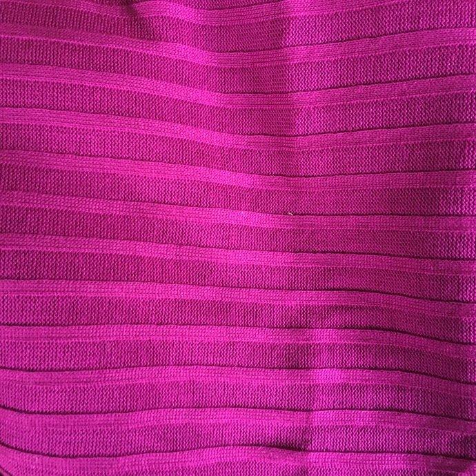 "70"" wide 3 yards Magenta Sweater Knit"