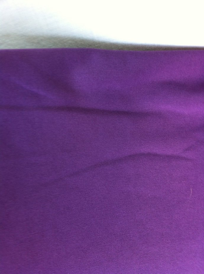 "52"" wide 2 yards Plum Knit"