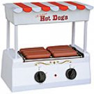Hot Dog Roller and Bun Warmer