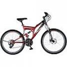 Polaris RMK Dual Suspension Bicycle