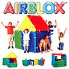 Airblox 20-piece Kids Blow-up Playhouse Set