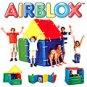 Airblox 20-piece Kids Blow-up Playhouse Set