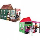 Pizzeria/ Le Cafe Combo Play Tent