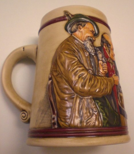 Edition Koosinger, 1990, Ceramarte Special Limited Edition Stein, as New w/o packaging