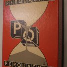 PERQUACKY, The GAME, more fun than Scrabble & 10x Faster! 1956 w/Bakelite Dice