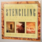 Stenciling A Practical Step by Step Guide, by K. Hall & L.Llewelyn-Baker 80 page