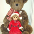 "RETIRED GIANT BROWN BOYDS BEAR 40"" TALL NEW IN BOX W/ TAGS ***GREAT GIFT***"