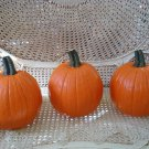 3 HALLOWEEN FAUX PUMPKINS THAT LOOK REAL