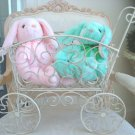 WONDERFUL HALLMARK SCROLLY METAL EASTER CART WITH WHEELS FOR EASTER DISPLAY