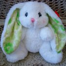 "ADORABLE AURORA PLUSH EASTER BUNNY 10"" TALL ***NEW WITH TAGS***"