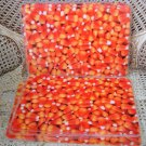 SET OF 5 ADORABLE HALLOWEEN CANDY CORN PLACEMATS FOR HALLOWEEN DECORATING *CUTE*
