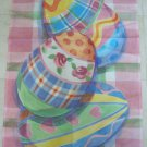 PRETTY EASTER EGGS TOLAND DECORATIVE FLAG *NEW*