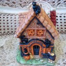 MIDWEST OF CANNON FALLS WITCHES' COVE HALLOWEEN VILLAGE HOUSE **RETIRED**