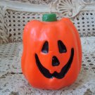 ADORABLE LARGE HALLOWEEN PUMPKIN CANDLE ***SO CUTE***