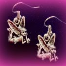Tinkerbell fairy earrings