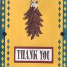 Southwest Thank You Card