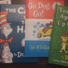 Lot of 4~Books by Dr. Seuss