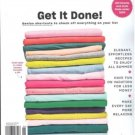 LOT OF 3 REAL SIMPLE MAGAZINE PAST ISSUE