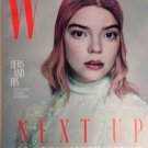 New! W Magazine DANA DEHAAN ANYA TAYLOR JOY April 2017 Dual Sided Spring Fashion